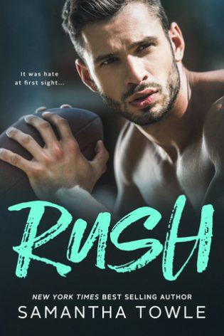 Rush by Samantha Towle