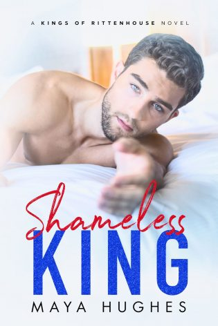 ARC Review: Shameless King by Maya Hughes
