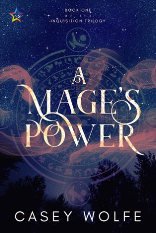 A Mage's Power by Casey Wolfe