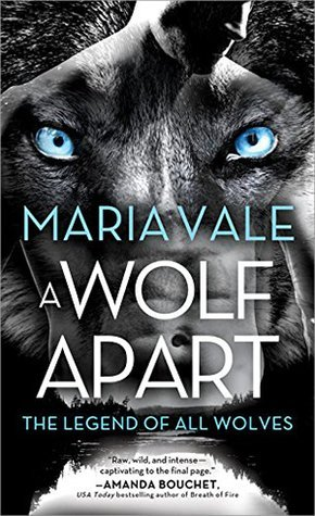 ARC Review: A Wolf Apart by Maria Vale