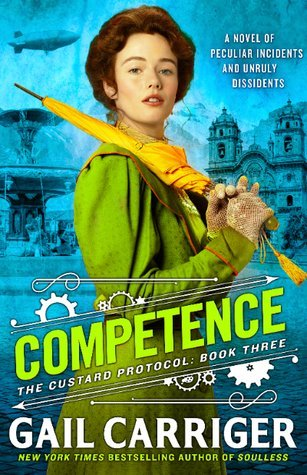 Competence by Gail Carriger