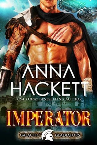 Review: Imperator by Anna Hackett