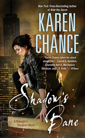 ARC Review: Shadow's Bane by Karen Chance