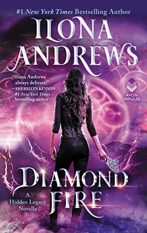 ARC Review: Diamond Fire by Ilona Andrews