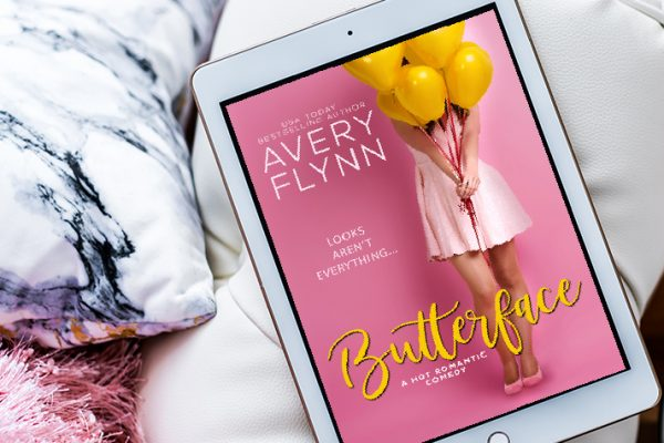 ARC Review: Butterface by Avery Flynn
