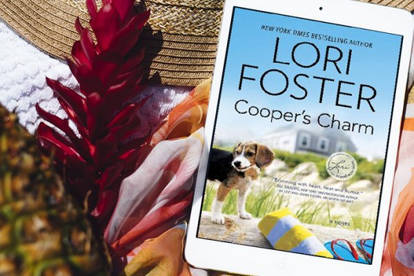 ARC Review + Giveaway: Cooper's Charm by Lori Foster
