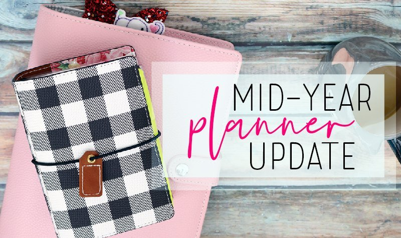 Lifestyle: Mid-Year Planner Update | 2018