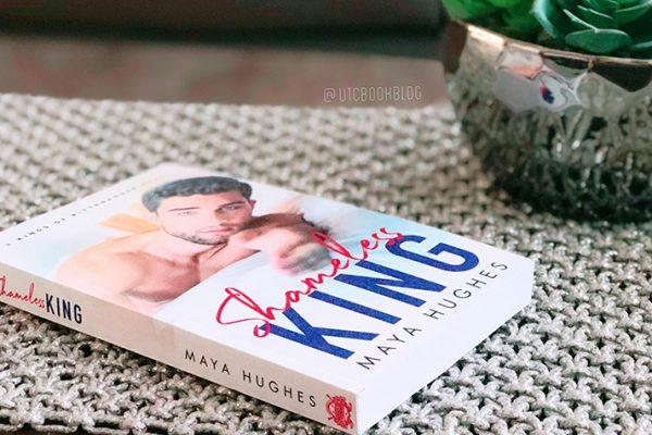 ARC Review: Shameless King by Maya Hughes