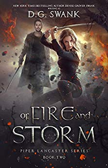 Of Fire and Storm by D.G. Swank