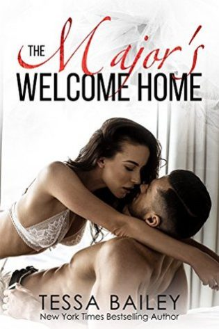 The Major's Welcome Home by Tessa Bailey