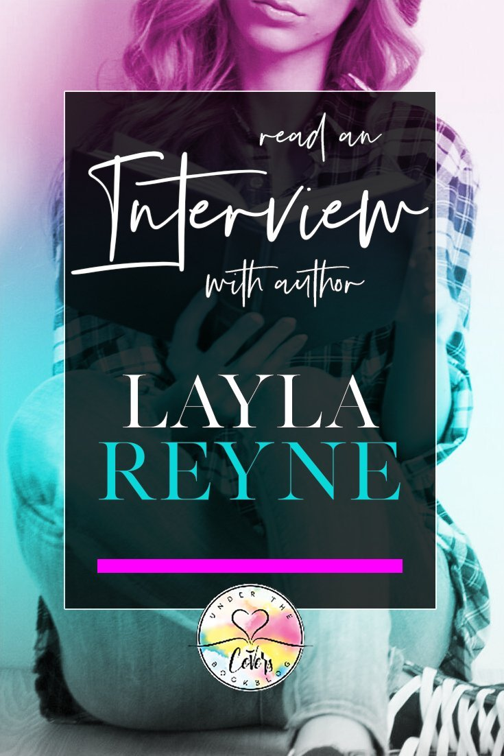 Interview and Giveaway with Layla Reyne