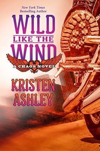 ARC Review: Wild Like the Wind by Kristen Ashley
