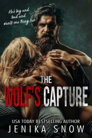 The Wolf's Capture by Jenika Snow