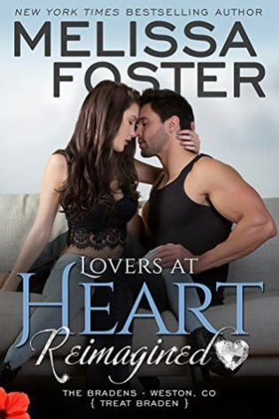 ARC Review: Lovers at Heart, Reimagined by Melissa Foster