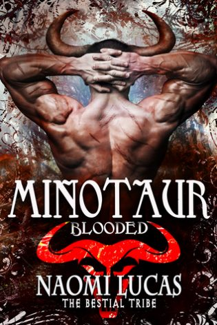 Minotaur: Blooded by Naomi Lucas