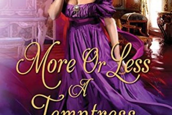 More or Less a Temptress by Anna Bradley
