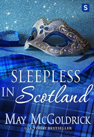 Sleepless in Scotland by May McGoldrick