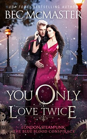 Romanceopoly Review: You Only Love Twice by Bec McMaster