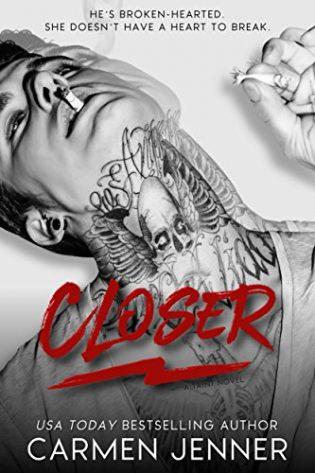 Closer by Carmen Jenner