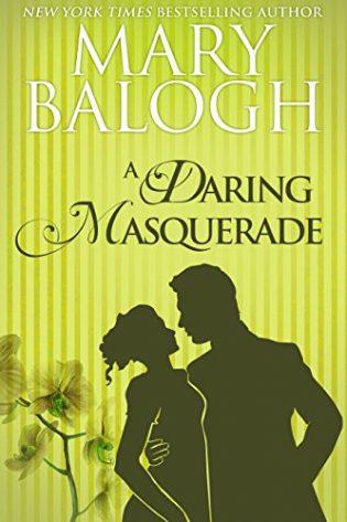 A Daring Masquerade by Mary Balogh