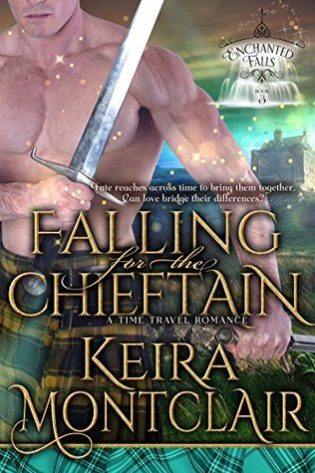 Falling for the Chieftain by Keira Montclair