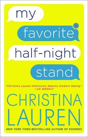 ARC Review: My Favorite Half-Night Stand by Christina Lauren
