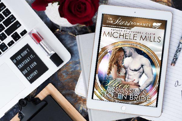 Review: The Alien Assassin's Stolen Bride by Michele Mills