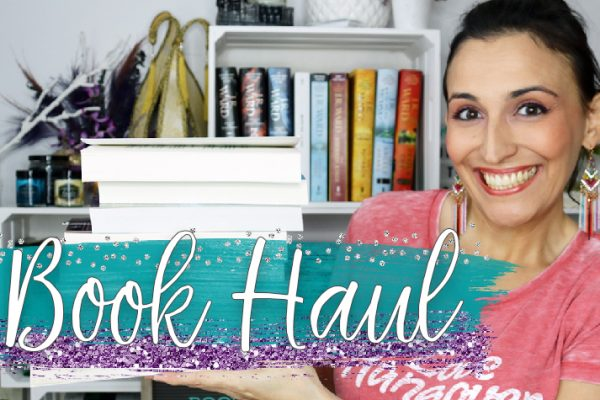 Book Haul + Giveaway: July 2018