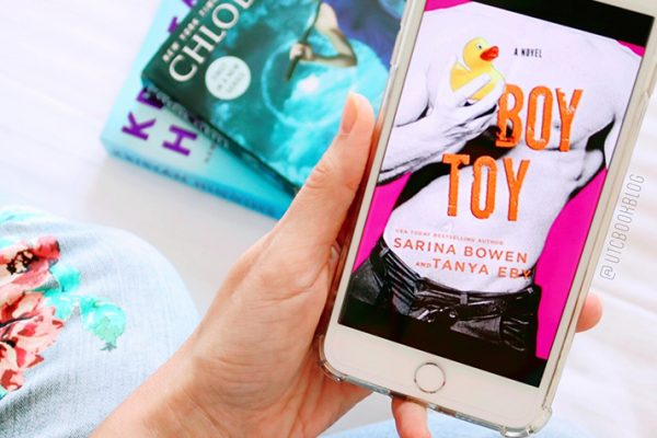 ARC Review: Boy Toy by Sarina Bowen and Tanya Eby