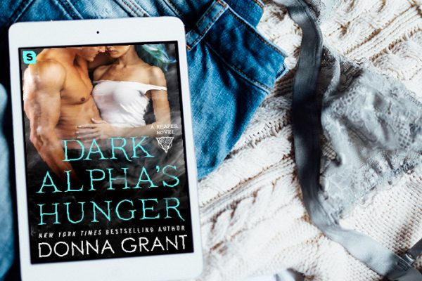 ARC Review: Dark Alpha's Hunger by Donna Grant