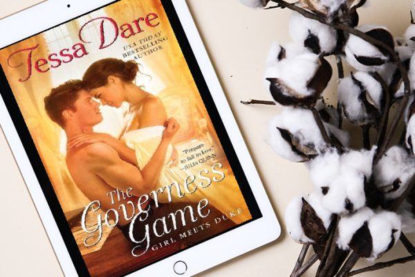 ARC Review: The Governess Game by Tessa Dare