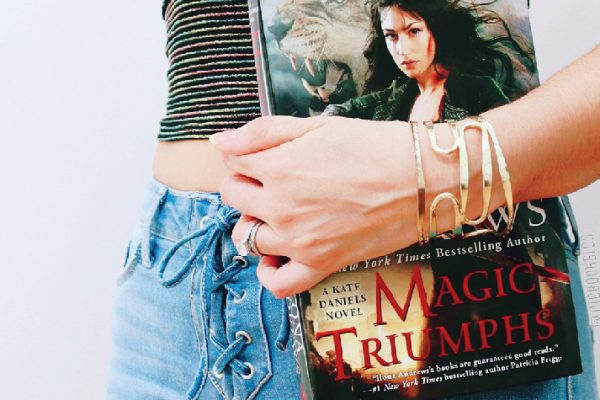 ARC Review: Magic Triumphs by Ilona Andrews