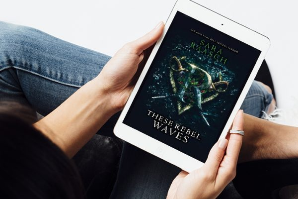 ARC Review: These Rebel Waves by Sara Raasch