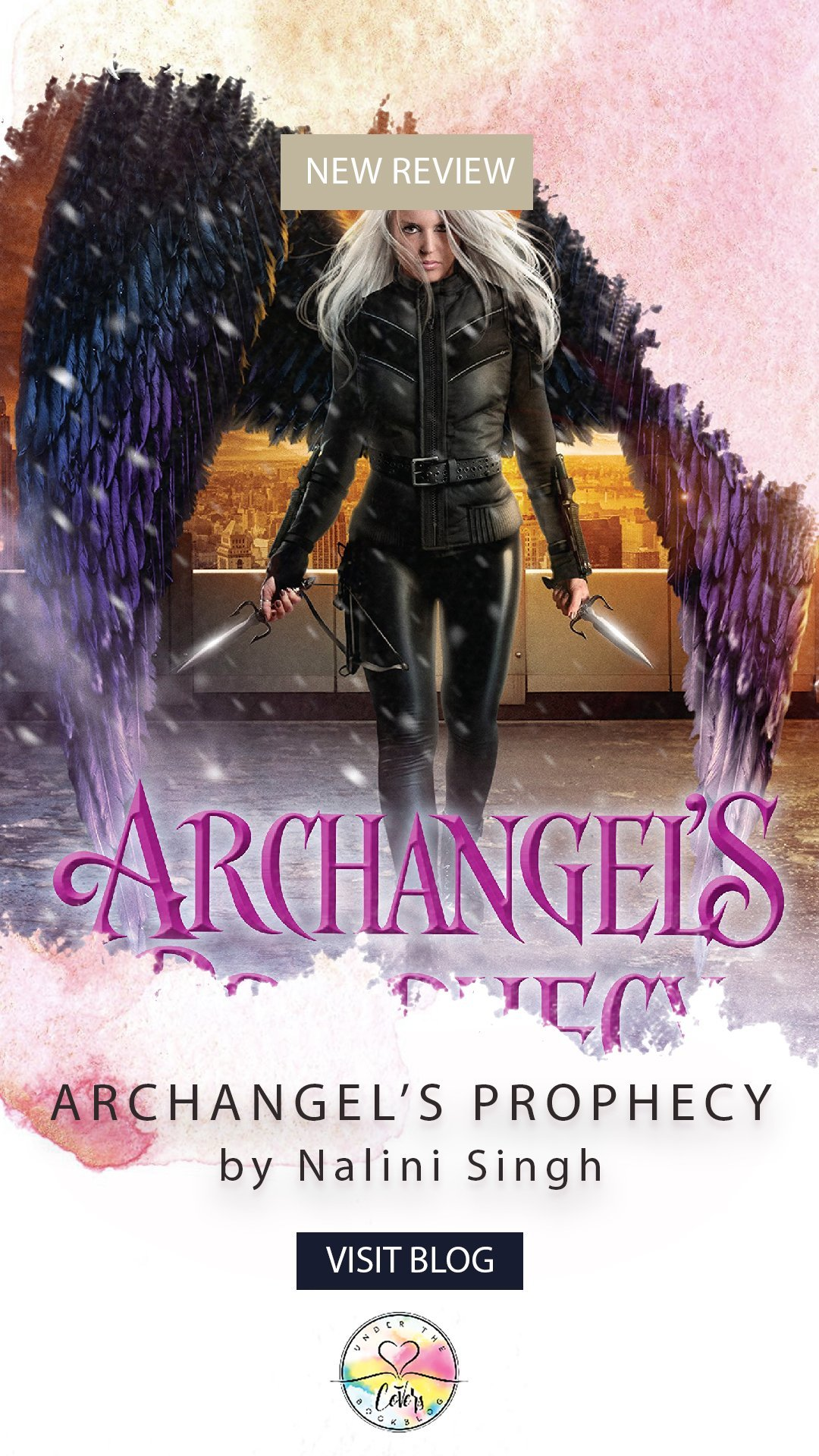 ARC Review: Archangel's Prophecy by Nalini Singh