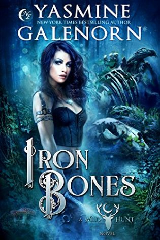 Iron Bones by Yasmine Galenorn