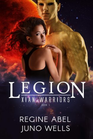Legion by Regine Abel and Juno Wells