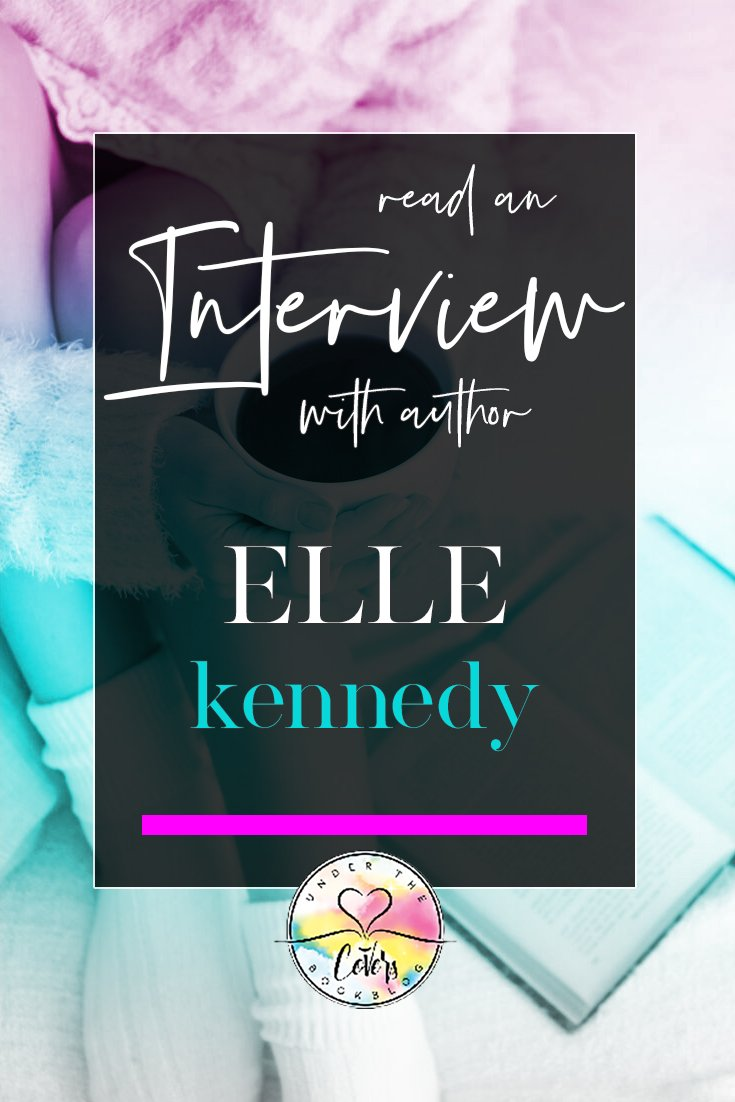 Interview and Giveaway with Elle Kennedy