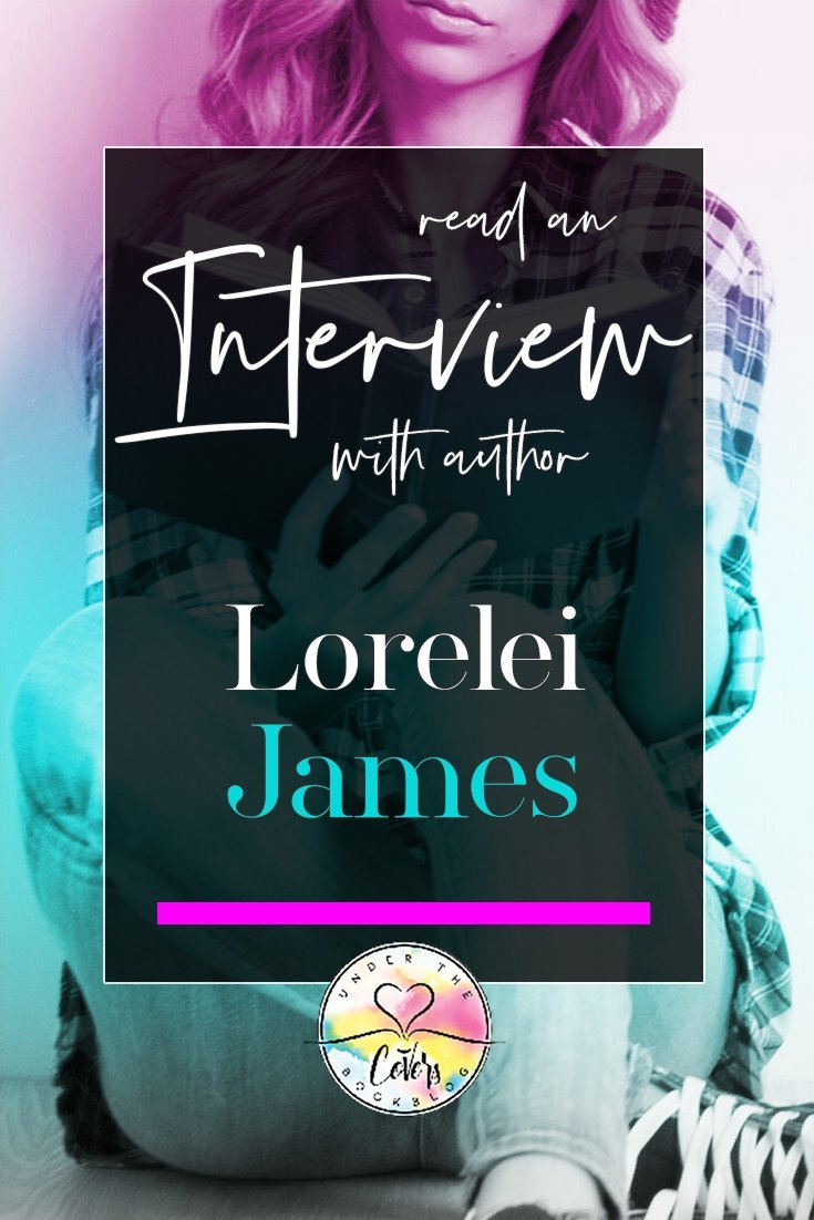 Interview and Giveaway with Lorelei James