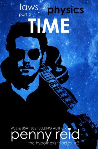 ARC Review: Law of Physics 3: Time by Penny Reid