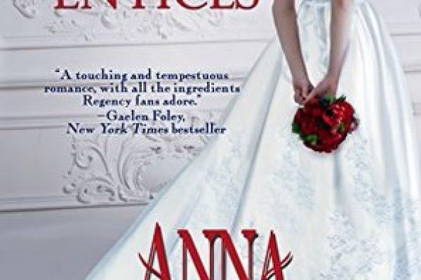 How the Earl Entices by Anna Harrington