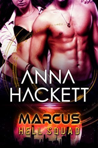Review: Marcus by Anna Hackett