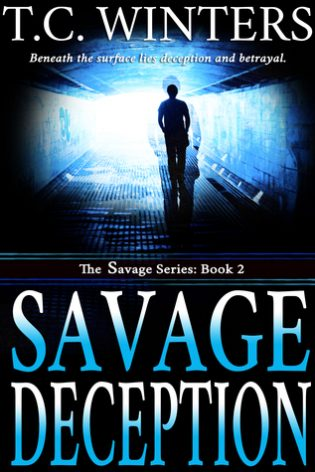 Savage Deception by T.C. Winters