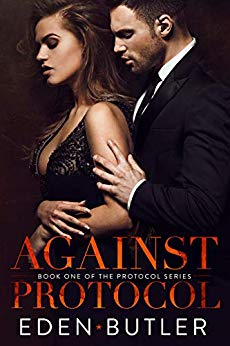 Against Protocol by Eden Butler