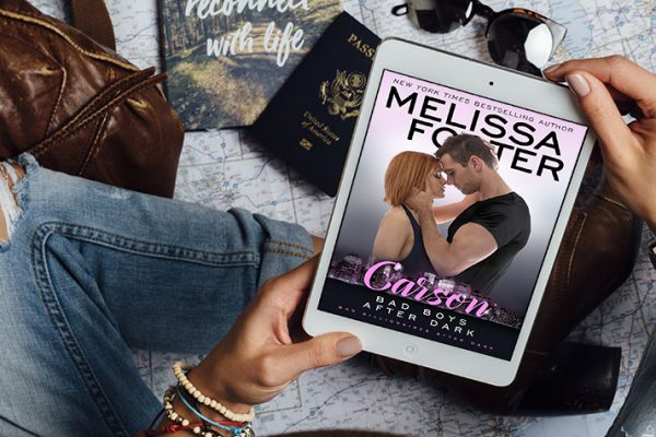 Review: Bad Boys After Dark: Carson by Melissa Foster