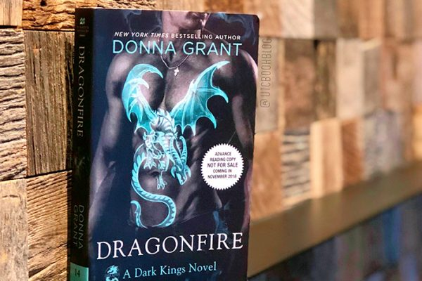ARC Review: Dragonfire by Donna Grant