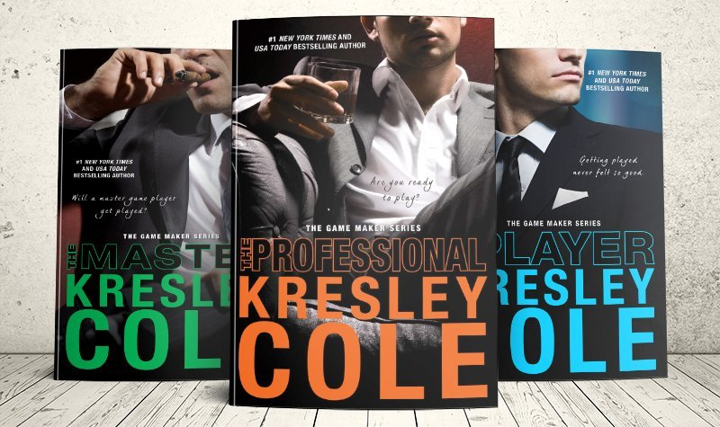 Romance Rewind: The Game Maker series by Kresley Cole