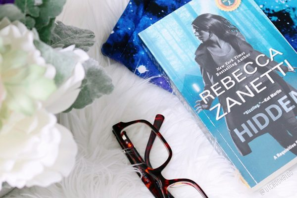 ARC Review: Hidden by Rebecca Zanetti