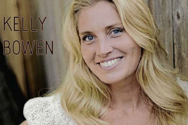 Interview and Giveaway with Kelly Bowen