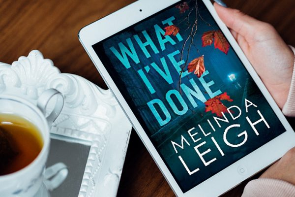 ARC Review: What I've Done by Melinda Leigh