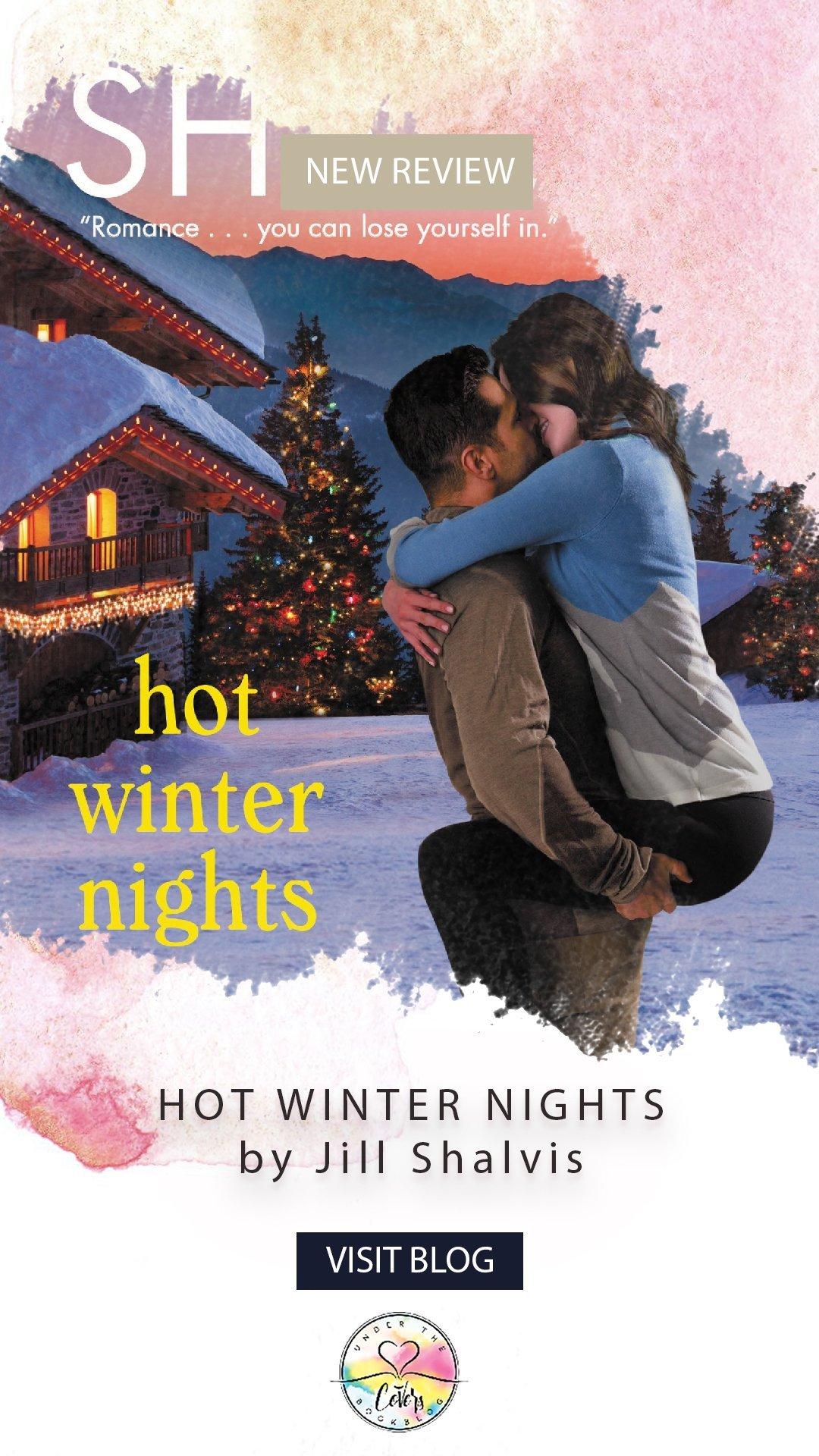 ARC Review + Giveaway: Hot Winter Nights by Jill Shalvis